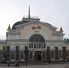 Железнодорожные вокзалы в Смоленске