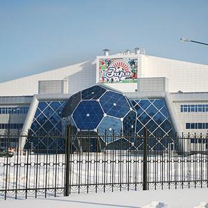 Спортивные комплексы Смоленска